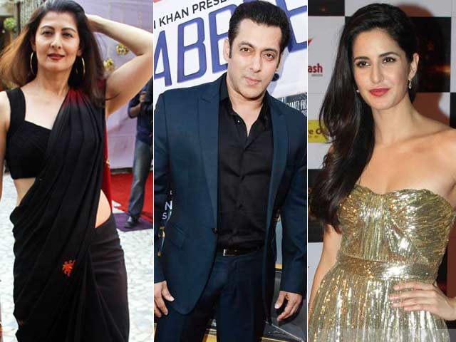 Vanity Van Of Katrina Kaif Salman Khan Marriage: ...