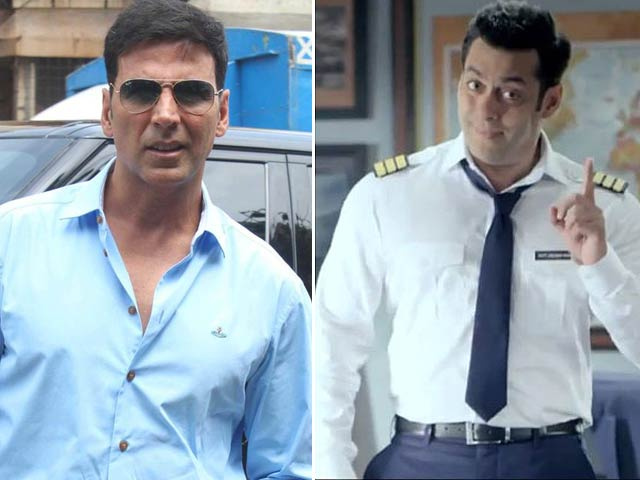 Video : TRP War: Salman Khan vs Akshay Kumar