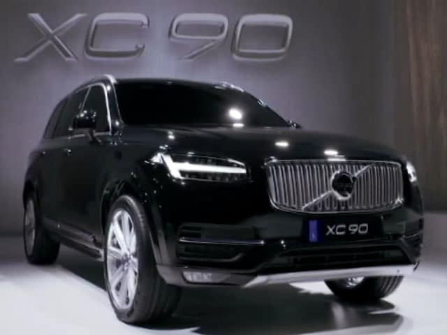 volvo xc90 india price review images volvo cars. Black Bedroom Furniture Sets. Home Design Ideas