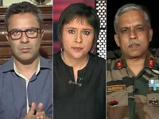 Video : Watch: Army at Heart of Rescue - Turning Point in Kashmir?