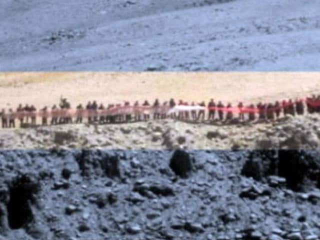 Video : Ahead of Chinese President's Visit, A Fresh Transgression by China in Ladakh