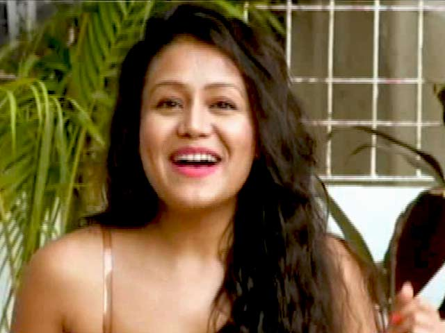 Video : Sneak Peek: Meet Neha Kakkar on <i>The MJ Show</i>
