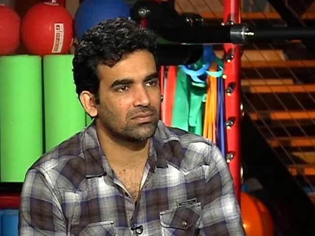 Video : Zaheer Khan Eyes Ranji for International Return