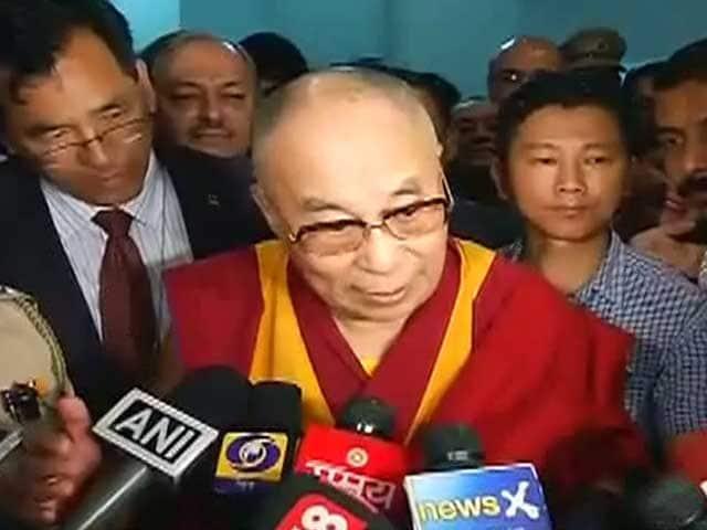 Video : चीन को भारत से सीखना चाहिए : दलाई लामा