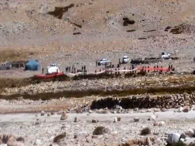 Video : Despite Xi Jinping's Assurance, Chinese Troops Remain on Indian Territory in Ladakh