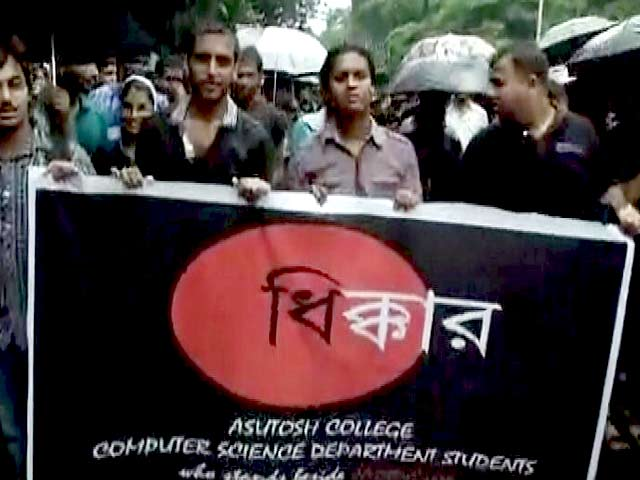 Video : Mamata Banerjee's Nephew Appears to Mock Jadavpur University Protests