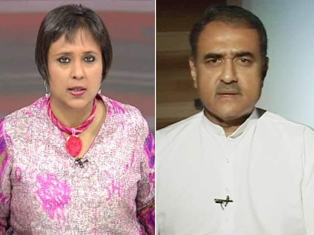 Video : One Last Chance to Save Alliance: Praful Patel to NDTV