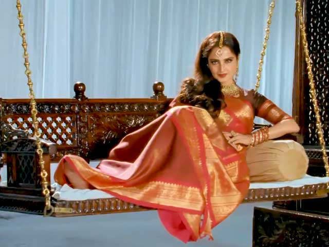 Rekha is Back as Super Nani