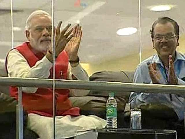 Video : Mangalyaan in Mars Orbit; History Created, Says PM Narendra Modi