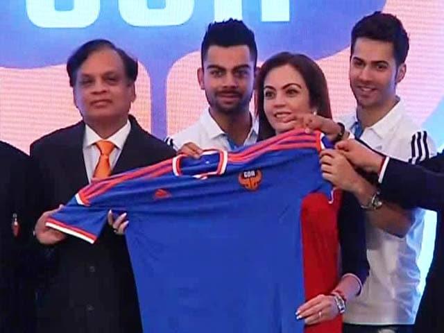 Owning an ISL Team is Not a Decision Taken in Haste: Virat Kohli