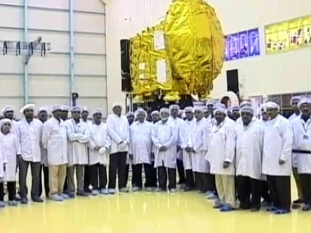 Video : Mangalyaan In Mars Orbit; India Makes History