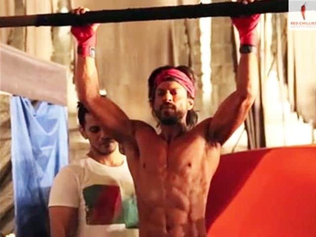Shah Rukh Khan's 'Ab't Reply To Hrithik Roshan
