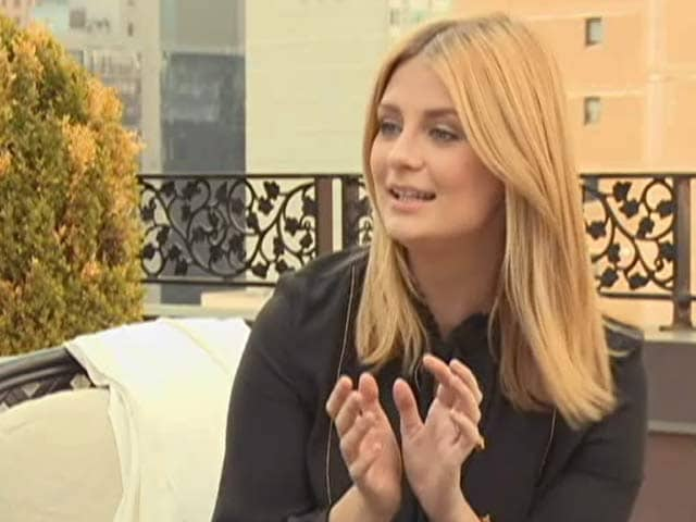 Mischa Barton Says Shooting in India Was Spiritual