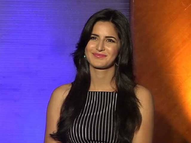 Video : Katrina Kaif Not Trying To Make a Statement Regarding Ranbir