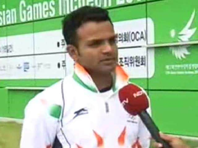 Video : Asian Games 2014: Disappointed to Miss Gold, says Shooting Star Vijay Kumar