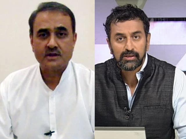 Video : We Knew Congress Was in Decline Even Before Lok Sabha Polls: Praful Patel to NDTV