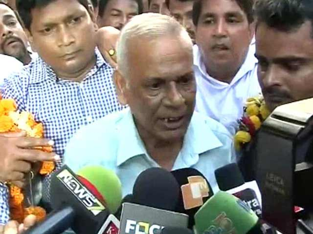 Video : Former Odisha Advocate General Gets Conditional Bail in the Chit Fund Scam