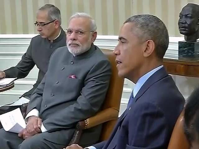 Video : भारत और अमेरिका स्वाभाविक वैश्विक साझेदार हैं : पीएम मोदी