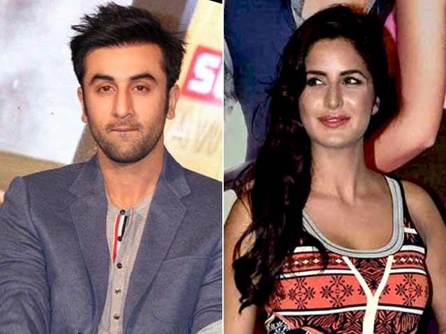 Video : Katrina Remains By Ranbir's Side
