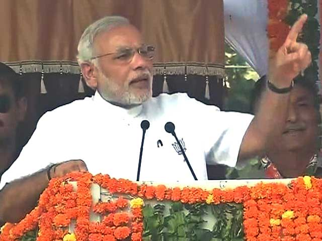 Video : Rid Haryana of Congress, Says PM Modi As He Kickstarts BJP Campaign