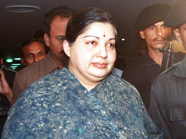 Video : How Jayalalithaa Used a Government Official for Her Land Deals