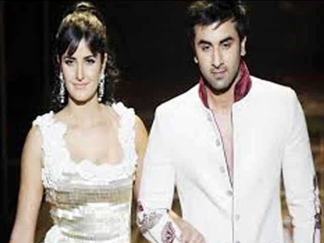 Video : The Ranbir-Katrina Love Saga Continues