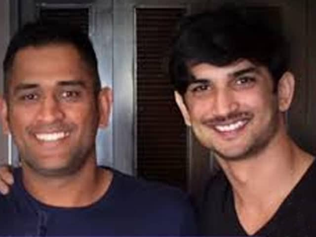 Video : MS Dhoni to Co-Produce his Biopic