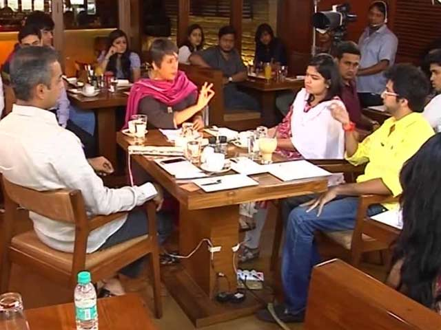 Video : Open to Post-Poll Ties: Maharashtra Gen-Next Politicians