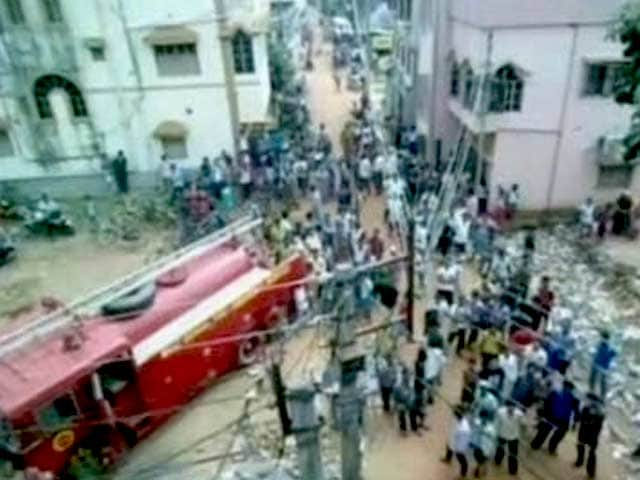 Video : New Charges Filed by Bengal Police Indicate Burdwan Blast Could be a Terror Case