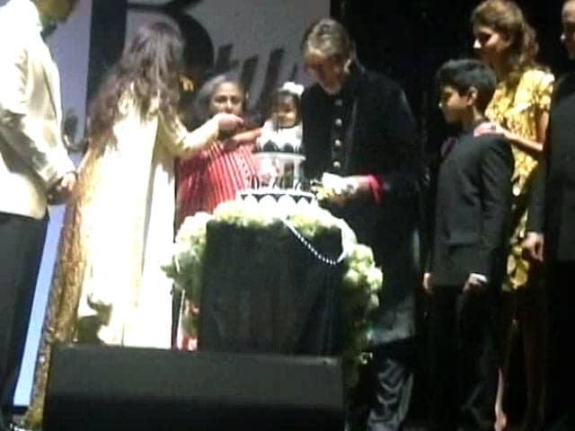 Video : Amitabh Bachchan's Big Birthday Plans