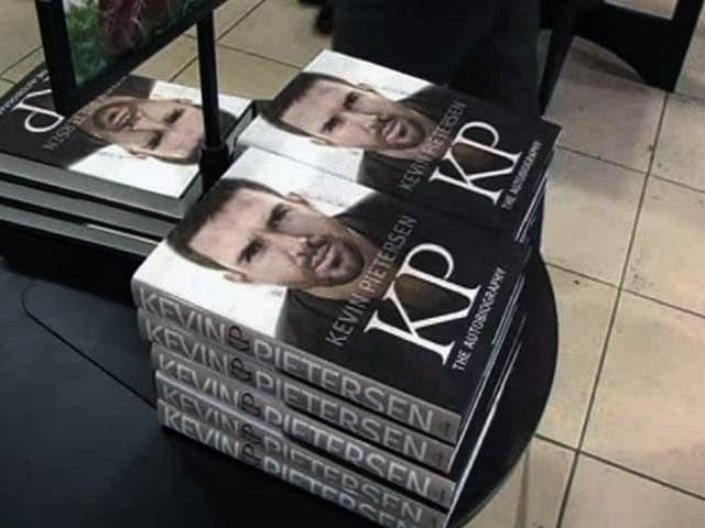 Kevin Pietersen's Controversial Autobiography Goes on Sale