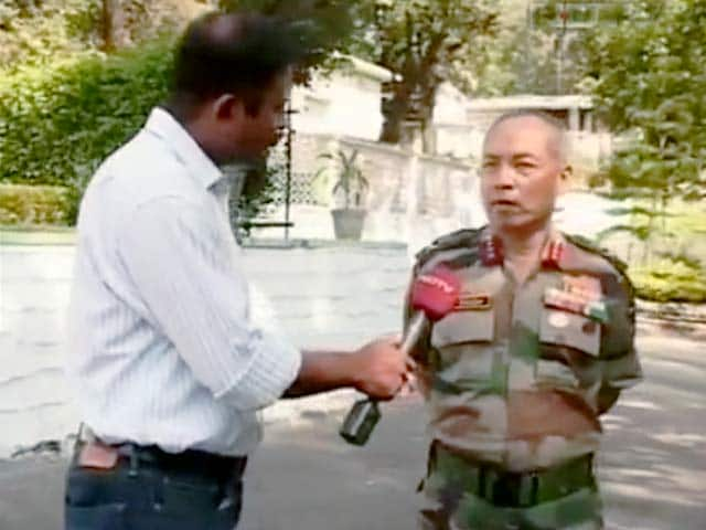 Video : Firing by Pakistan an Attempt to Internationalise Kashmir Issue, Says Army