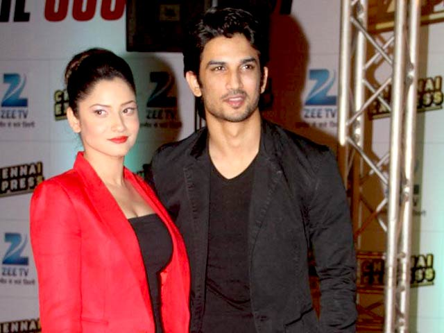 Destination Wedding for Sushant and Ankita?