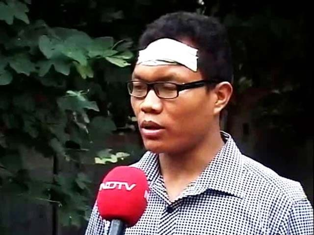 Video : Northeast Student Attacked in Bangalore, Allegedly For Not Speaking Kannada