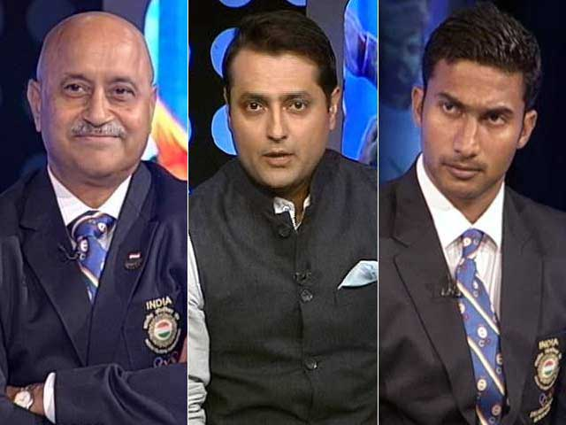 Video : Winning Asian Games Gold vs Pakistan was Extremely Special: Raghunath to NDTV