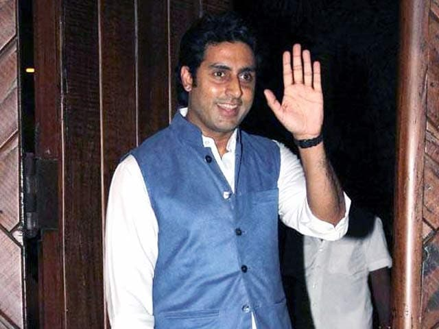 Video : Abhishek Bachchan Named Goodwill Ambassador For Swachhata Abhiyan in Maharashtra