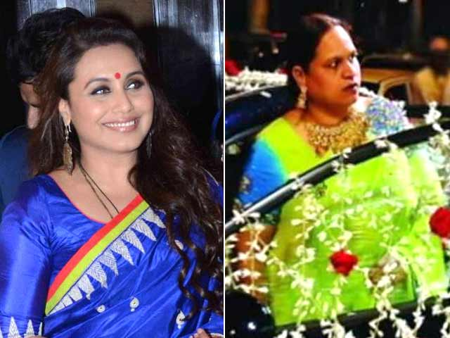 Video : Rani Mukerji To Play Dawood Ibrahim's Sister Haseena Parkar?