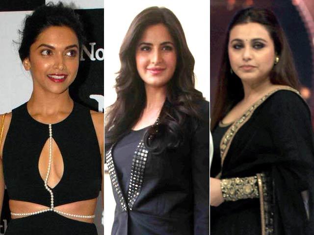 Video : Deepika Padukone Defends Katrina Kaif, Rani Mukerji To Play Haseena Parkar?
