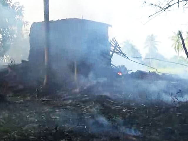 Video : 11 Killed in Huge Fire at Fireworks Factory in Andhra Pradesh