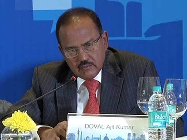 Video : Want Good Relations With China, But Not at the Cost of Territorial Integrity, says AK Doval