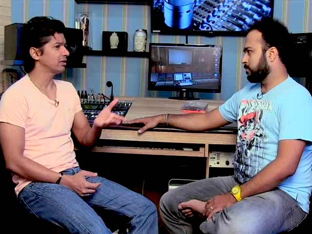 Video : Singer Shaan Talks About His Uncanny Nature of Work