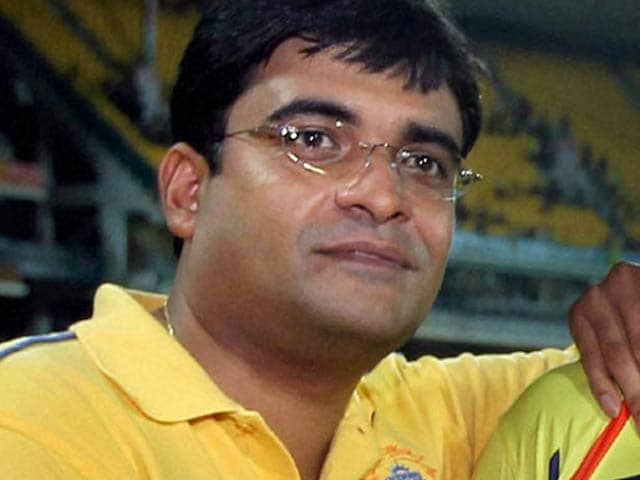 Gurunath Meiyappan's Voice Sample Confirmed in IPL Spot Fixing Case: Sources to NDTV