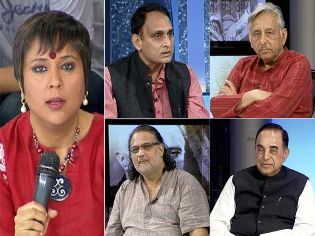 Video : Iconic Modi-fications: History, the New Battlefield?