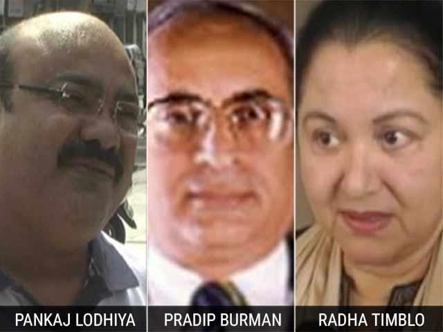 Video : Eight Names From Black Money List Given To Supreme Court