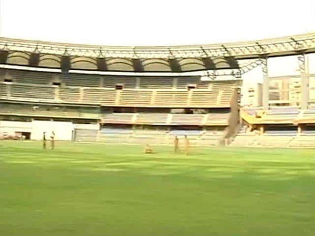 Video : Wankhede Gets Ready for Politics
