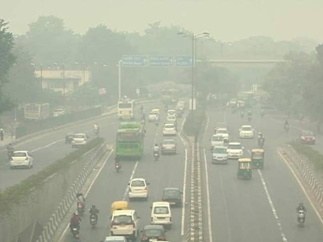 Video : US Embassy Warns of 'Very Unhealthy' Air Quality in Delhi