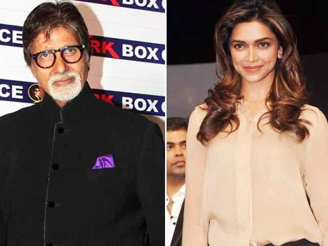 Sneak Peek of Amitabh Bachchan, Deepika Padukone's Piku