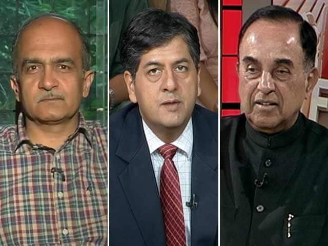 Video : The Big Fight: On the Black Money Trail