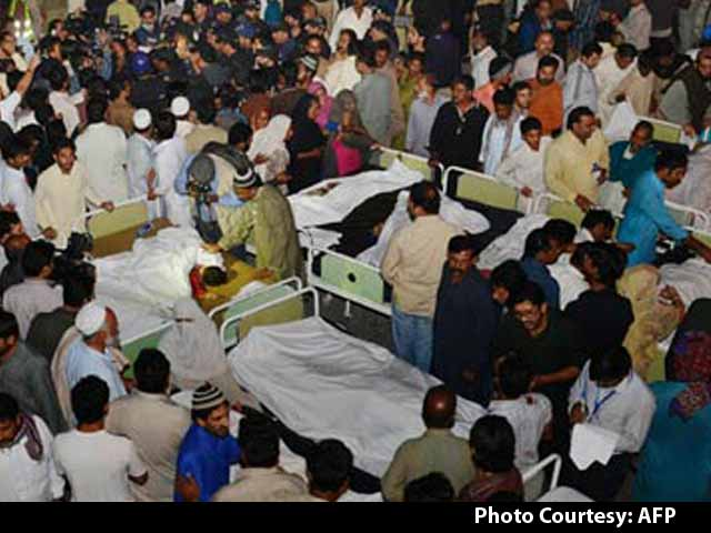 Video : 60 Killed in Pakistan in Suicide Attack at Wagah Border