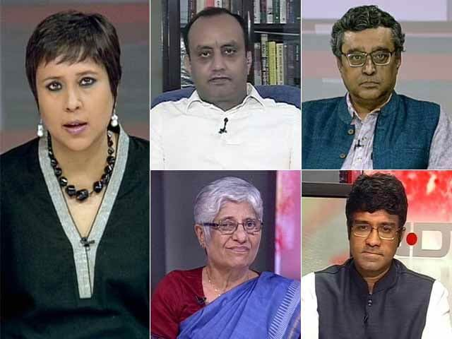 Video : Dynasty in the Dumps: Grand Old Party in Son-Set Years?